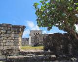autre entrée du Castrum