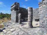 temple d'entrée