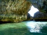 grotte ou pseudo grotte