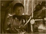 jeune garçon maya