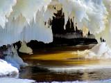 L'eau en sous glace