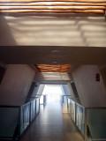 couloir tamisé