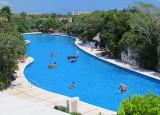 piscine d'eau douce