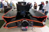 Batmobile's back