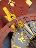detail de la Zeitglockenturm