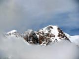 Massif du Mont-Blanc coté italien