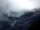Lugubre glacier