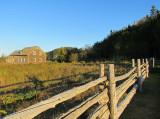 à la ferme Rioux , Parc du Bic