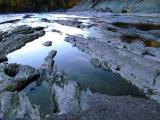 la rivière Chaudière en aval des chutes