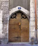 la porte du no 5