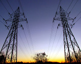 Pylones énergiques