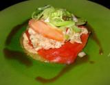 bouchée au saumon