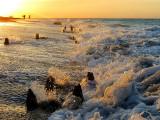 Fracassement des vagues