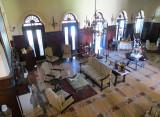 Grande salle à manger du rez-de-chaussée