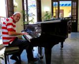 Le pianiste du Ambos Mundos