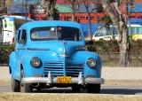 Cuban old car
