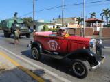 Taxi no 8 à Varadero