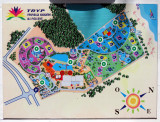 Tryp Peninsula - plan
