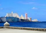 Bord de mer,  La Havane