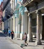 scène de rue. Habana