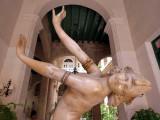 Statue de l'hotel Florida