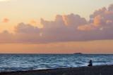 Yoga sur plage