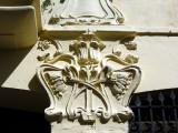 décor de colonne, Vieja Plaza