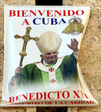 Benedicto XVI à Cuba