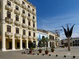 la Veija plaza