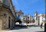 plaza de la cathedrale