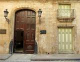 porte et fenêtres typiques