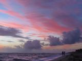 Du rose dans le ciel de Cuba