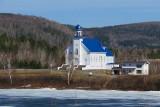 L'Église de Lac Baker,  NB