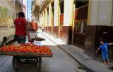 Livreur de tomates