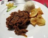 Notre diner à La Havane