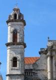 Un clocher de la cathédrale