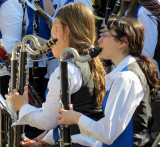 trois saxophones