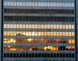 lever du soleil à Montréal
