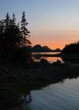 Le Bic, Xième coucher de soleil
