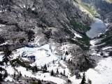 Trinity Alps High Route 2012