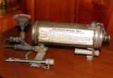 Coleman 527 medical stove - rare