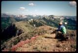Kings Castle summit, Marble Mountain Wilderness