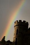 25th August 2012  dark skies and rainbows