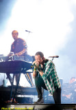 Linkin Park at Singapore GP 2011