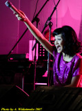 Andien at JakJazz 2007