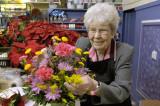 Marie B. Cox - Cox Floral, Greenville, NC 11/30/06