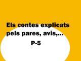 Contes P5