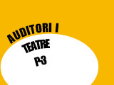 Auditori i Teatre a P-3