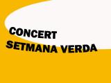Concert Setmana Verda