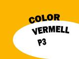 Color Vermell P3